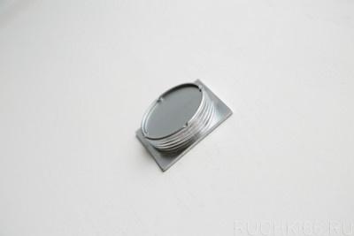 Ручка врезная 40х40 мм